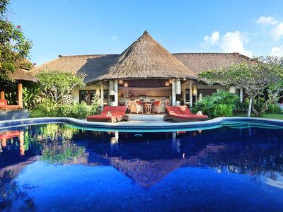 Photo for Bali Akasa Villa Private Luxury 'ABSOLUTE BLISS' Large Pool Garden 4-7 Bedrooms