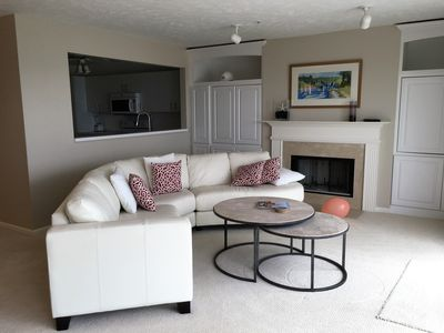 Photo for Lake Michigan Condo, beach + pool! Special Pricing! Call 616-540-6261