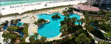 Edgewater Beach Resort, Panama City Beach, FL, USA