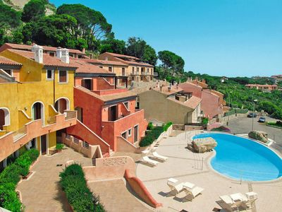 Photo for Apartment Borgo Punta Villa (MDD120) in La Maddalena - 2 persons, 1 bedrooms