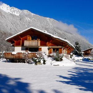 Photo for luxurious chalet in Les Praz, Chamonix with stunning views