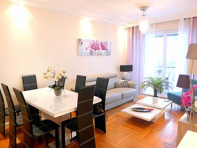 Photo for Apartment Héraclès in Nice - 6 persons, 2 bedrooms