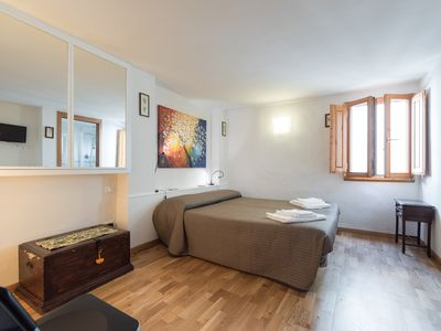 Photo for Nice apartment in Oltrarno