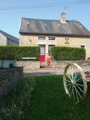 Photo for Gîte les petits fourches ***, in the Morvan park, Burgundy