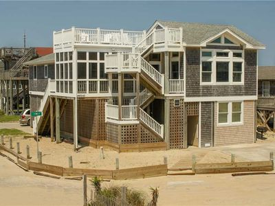 Photo for OCEANVIEW in Buxton w/HotTub, RecRoom, PetFriendly