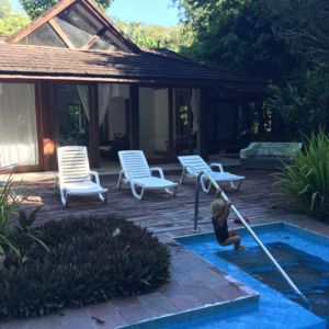 Photo for villa TIFFANY, luxury balinese style **AC, Cable TV & Pool