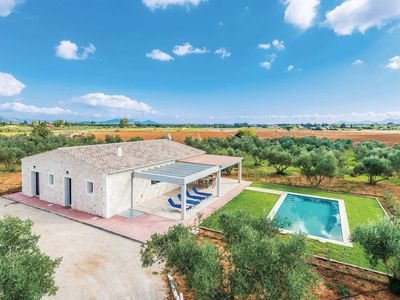 Photo for 3 bedroom Villa, sleeps 6 in Muro with Pool, Air Con and WiFi