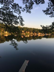 Photo for Nice, clean cottage on beautiful southwest Michigan lake