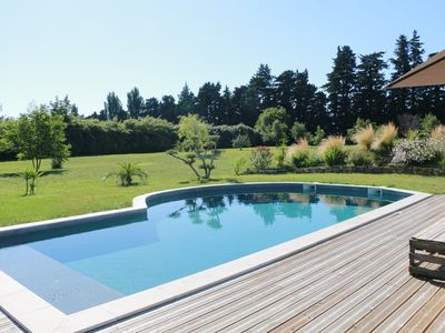 Photo for CHALET COCON IN PROVENCE NEAR AVIGNON