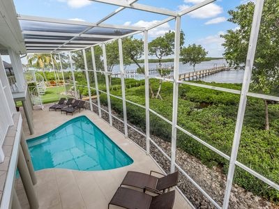 Photo for Estero Bay - Fully equipped vacation home, amazing waterviews, Pool and Spa