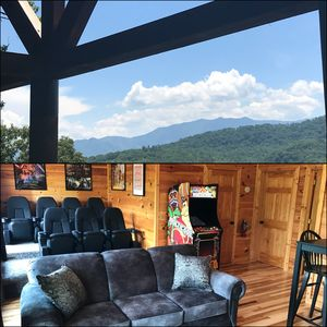 Brand New Listing*Completely Renovated Luxury!*Theater*Lovely Views*Pool*Hot Tub