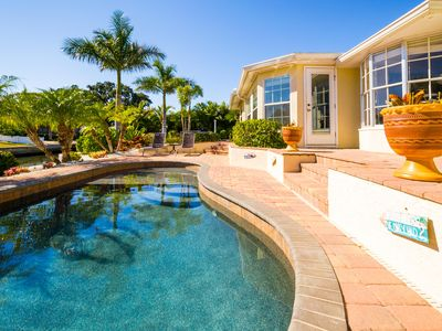 Photo for Pura Vida Oasis - One of The Cottages on the Key