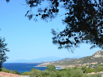 Photo for Small house beautiful sea view in Balagne