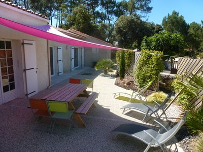 Photo for Rent holiday home in Sea Tranche