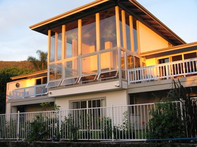 Photo for Idyllic First Floor Pool Side Apartment in Captain Cook, HI