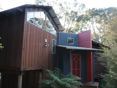Photo for Coastal treehouse in Rosedale