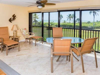 Photo for Nicely Updated Condo with a Gulf View- Kings Crown 104