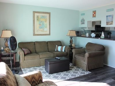 Photo for 2 BR Ocean Front Condo w/ Stunning Views- 4 Blocks from Boardwalk