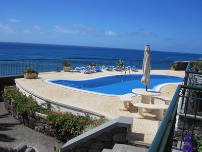 Photo for Casa Pontinha, Seafront Villa, with Private Pool in Jardim do Mar