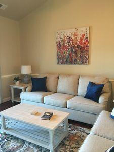Photo for NEW PURCHASE Great rates! 2 bedrm 2bath  w ELEVATOR! Golf view, Central to  All!