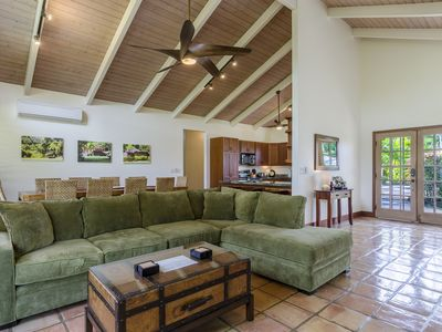 Photo for 4 Bedroom luxury home, walk to beaches/restaurants and the Grand Hyatt Resort!
