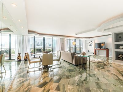 Downtown Miami 1254 | 2BR Waterfront Condo-Hotel | Free Valet Parking