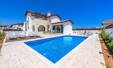 Kymma Villa #10 - An admirable villa for relaxed and comfort holidays