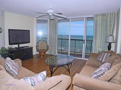 Photo for Ashworth Unit 903! Stunning Ocean Front Condo! Book your get away today!