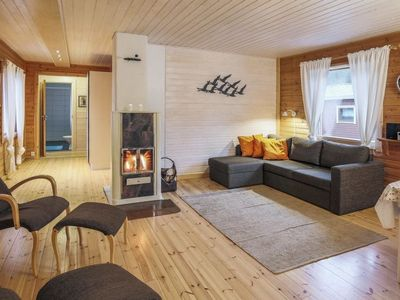 Photo for Vacation home Kaakonnokka in Ikaalinen - 8 persons, 2 bedrooms