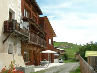 Photo for Holiday apartment Ftan for 2 - 6 persons with 2 bedrooms - Holiday apartment