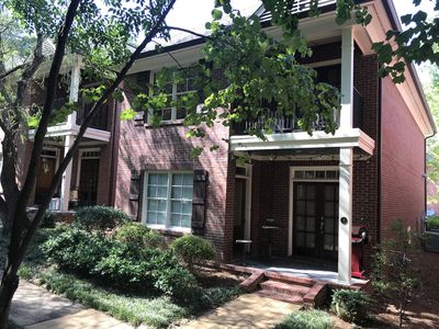 Photo for Beautiful downtown townhome, a  few steps to Oxford's historic square!