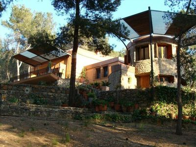 Photo for Rural luxury villa in the countryside close to Gandia
