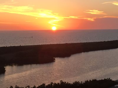 Photo for Premium Marco Island Condo,15th Floor Sunset, Ocean Views. Days 9&10 Free-August
