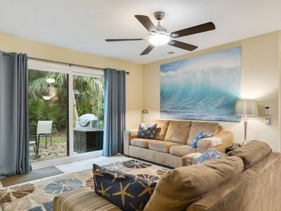 Photo for Affordable& Clean Villa CLEAN FEE INCLUDED Close to Beach, Trails,  Dinning&Golf