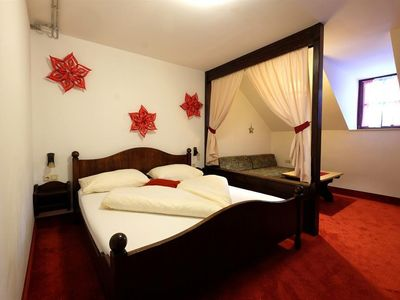 "Photo for Double room ""Standard"" with shower, WC - Alpenhotel Marcius"