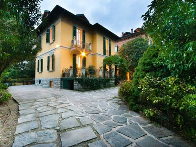 Photo for Charming private villa right by Villa d'Este, fully restored