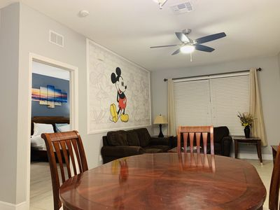 Photo for Mickey's ***NEWLY UPDATED*** Windsor Hills Ground Floor Disney Condo