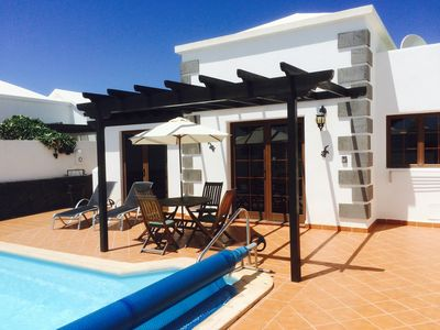 Photo for Villa With Private Heated Pool, 2 Bedrooms And 2 Bathrooms