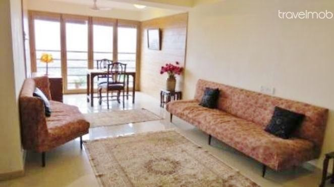 Entire 3BR apartment in South Mumbai