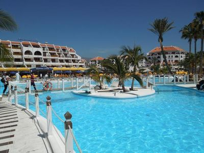 Photo for Holiday apartment Playa de las Américas for 1 - 6 persons with 2 bedrooms - Holiday apartment