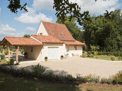 Photo for Villa ideal for 6 holidaymakers in Black Perigord