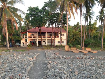 Photo for Beautiful Home, Great Location, Good Surf, Beach Front Property, Full Staff 24hr