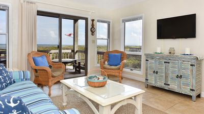 Sea Over the Dunes,  Oceanfront condo in Duck!