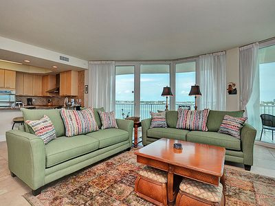 """Photo for NEW LISTING! Great Views of the Bay - 65"""" Smart TV - 1PM Check in Option"""