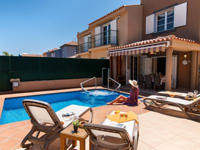 Photo for MELONERAS HILLS 16, VILLA WITH PRIVATE POOL AND 4 BEDROOMS IN GRAN CANARIA