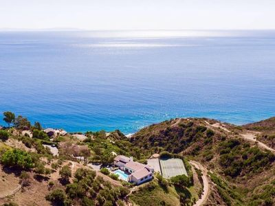 Photo for Panoramic Ocean View, Big Rock Mesa Spanish 7 bdrm Malibu Villa (2 buildings)