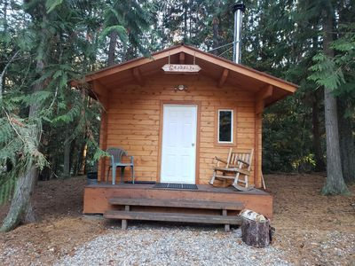 Photo for Grizzly Cabin - Gold Panner Campground