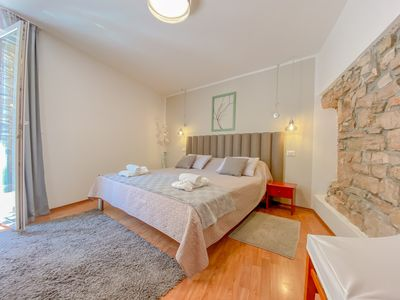 Photo for Little apartment Barica for a perfect vacation in the city centar of Novigrad