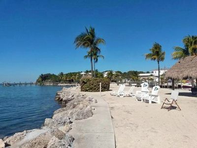 Photo for Bayfront Townhouse! Pool, Marina, Tennis. Best resortl in Islamorada!