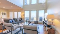 Magnificent views, walk to town, and exceptional space